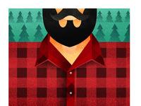 Lumberjack thumb