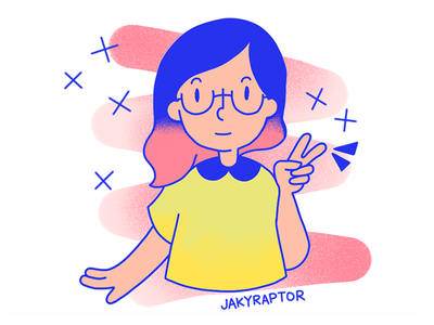 day 1/30 - me portrait 30daydrawingchallenge
