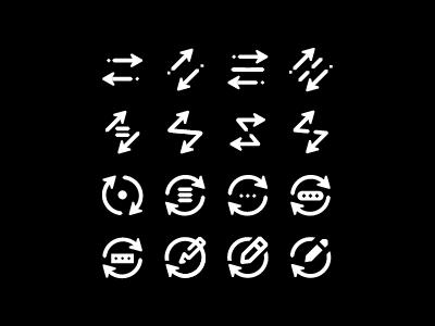 Changelog Icon Exploration iconography changelog edit symbol icon