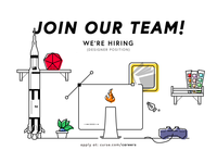 Curse is hiring!