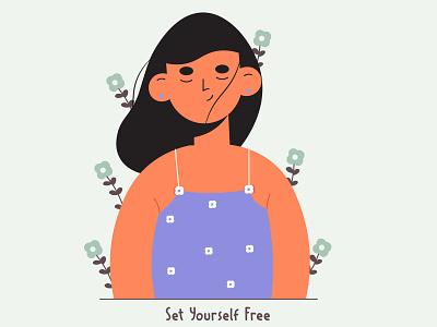 Free branding 2d character adobe illustrator design illustration