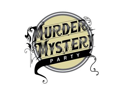 Murder Mystery Logotype