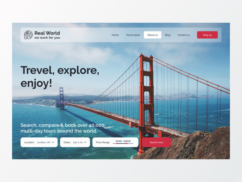 Real World Travel agency