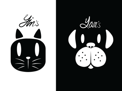 Yin & Yan's Logos