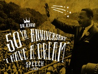 Dr. King 50th Ann. Dream Speech
