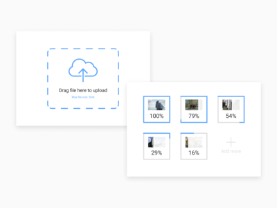 File Upload - Daily Ui 031