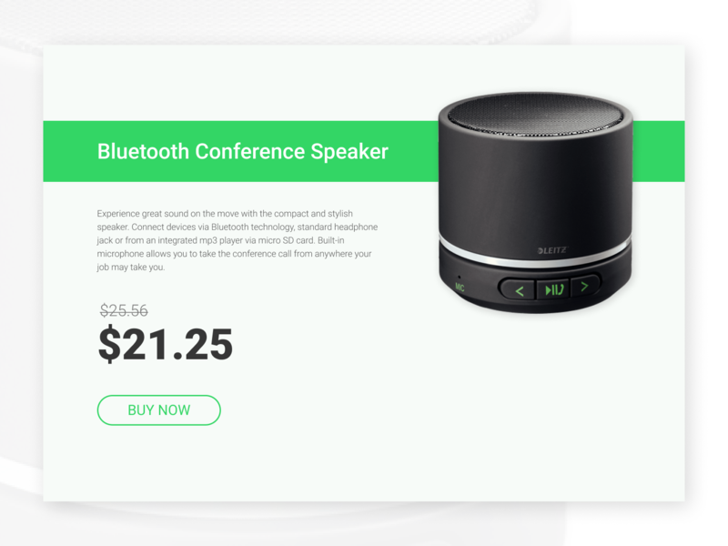Special Offer - Daily UI 036 daily ui 036 speakers off offers offer special offer speaker typography flat web ui design dailyui daily ui