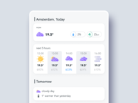 Okay Weather Redesign ux ui design ui redesign weather icon weather app weather okayweather okayweather