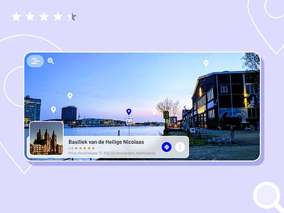 73 :: Virtual Reality mobile virtual reality dailyui 073 dailyui ui
