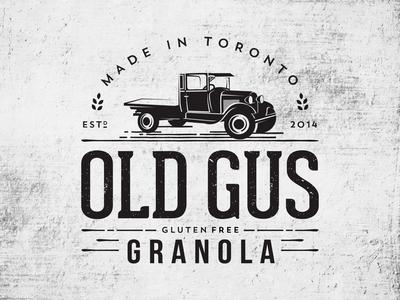 OLD GUS GRANOLA