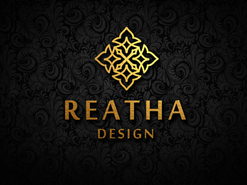 REATHA DESIGN by Jenny D on Dribbble