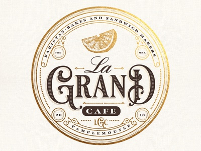 Le Grand Cafe Pamplemousse
