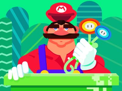 Sexy Mario