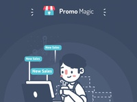 Promo Magic - Marketing Solution For Makers