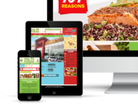 My Fit Foods Responsive Design