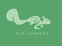 Nut Jumper Squirrel
