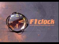 [2008] Speedometer Clock