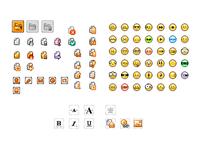 [2006] Forum Pixel Icons