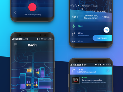Navin - Indoor navigation for android