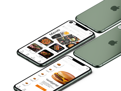Food delivery app webdesign web typography food uidesign design app ui
