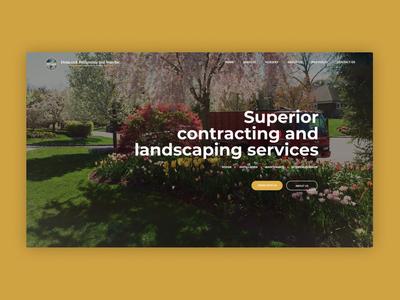 DBI Landscape Group - Web Design and Development