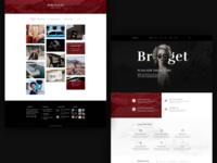 Bridget - Theme Development
