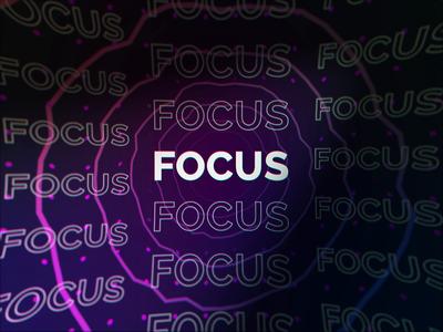 Focus coronavirus cgart illustration motion graphic motion graphics motion motion design gif