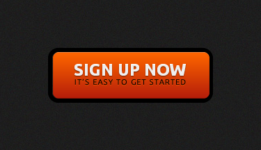 Signup Button button signup orange gray