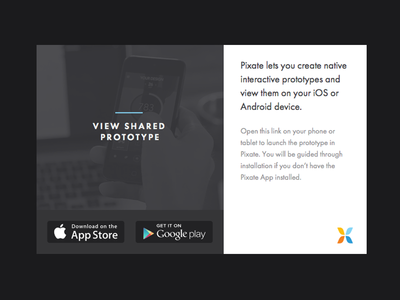 Prototype sharing