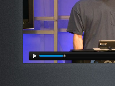 Video Player WIP player video html5 gray wip video player