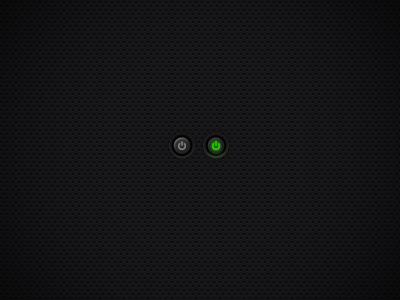 Little power button