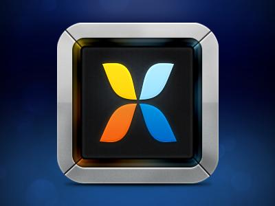 Pixate Beta icon ios app icon metal
