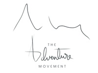 Adventure Movement Logo Design for Travel Blog