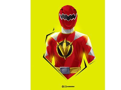 Power Rangers concept art illustration suit design power rangers