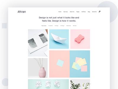 Minimal Portfolio Design