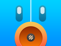 Tweetbot Transparency Icon Concept