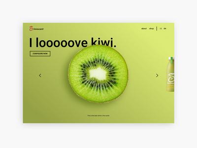 Innocent kiwi