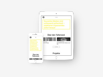 UX, Design - Website
