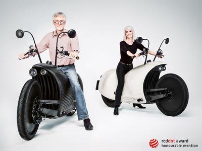 E-Bike Johammer Designer electric motorbike concept idea e mobility austria linz jean-marie lawniczak leonie lawniczak leonielawniczak designer design product design ebike johammer