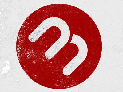 Personal Logo Project logo retro distressed mark