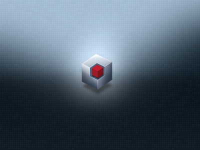 Cube Icon icon sqaure cube light contrast