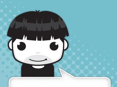 Guy character cartoon