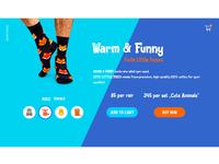 Single product - Cute socks