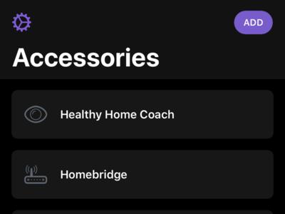 HomePass - Dark Mode
