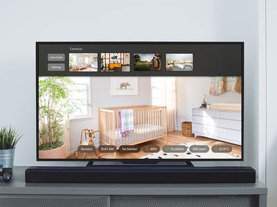 Homecam for Apple TV - Coming Soon