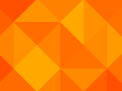 Triangles!! background orange triangles abstract