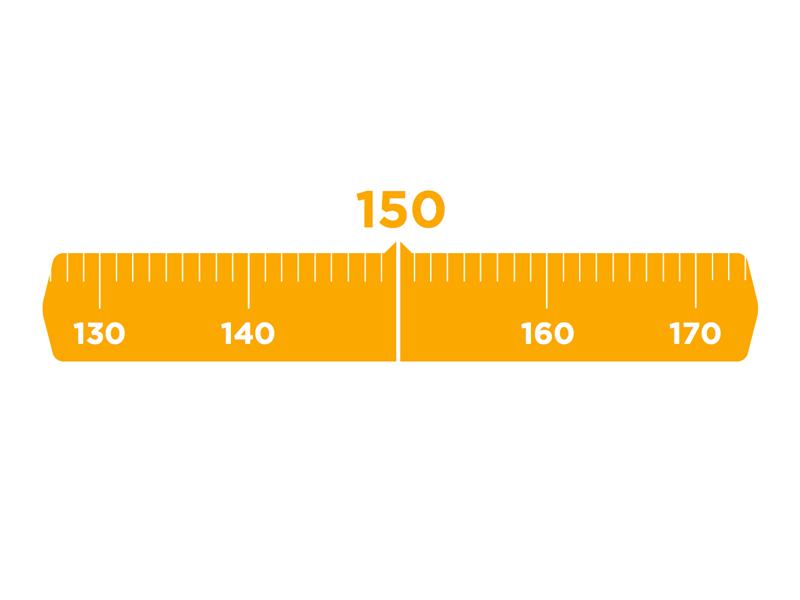 Weight Slider slider toggle selector