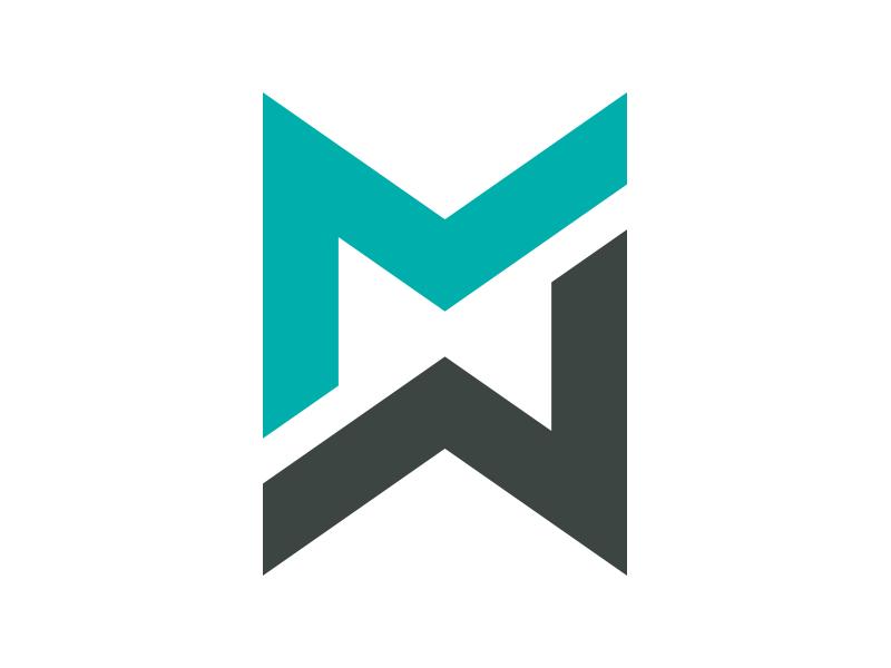 Personal Logo portfolio logo identity