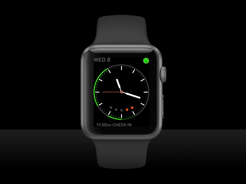 Watch Face watch apple