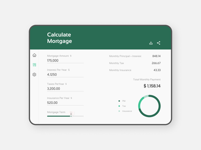 Calculator Daily UI :: 004 calculator dailyui